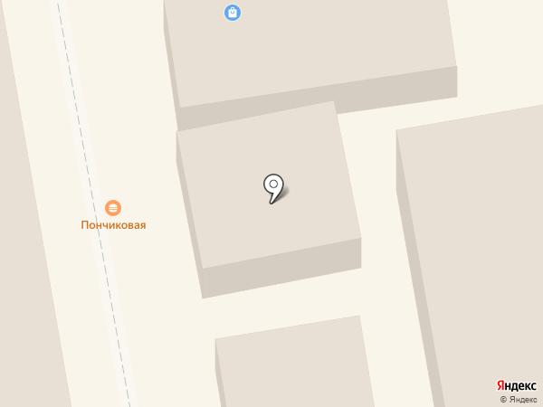 Мастерская по заточке инструментов на карте Тамбова