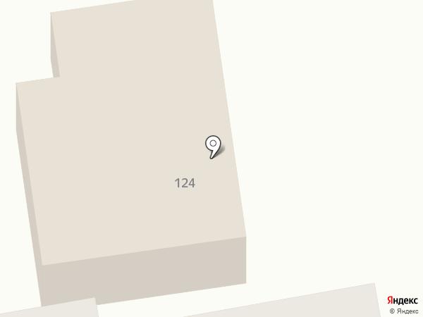 Алист на карте Тамбова