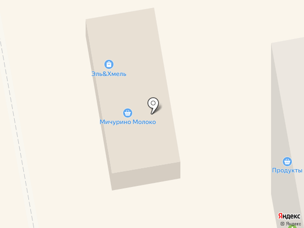 ТамбовРыба на карте Тамбова