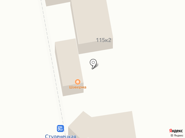 Фермерское хозяйство на карте Тамбова