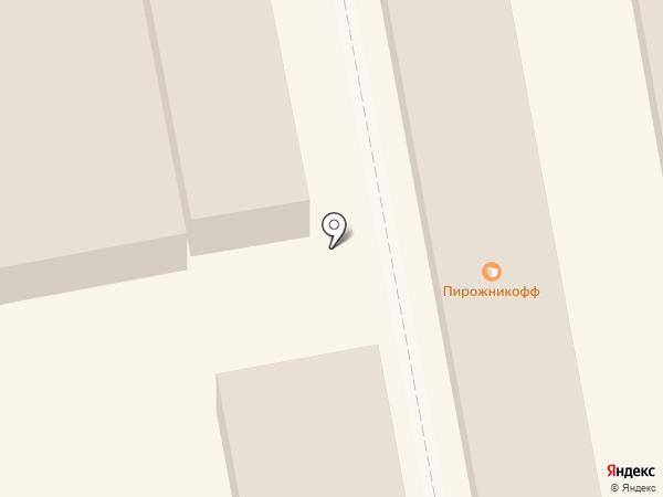 Магазин детской одежды на карте Тамбова