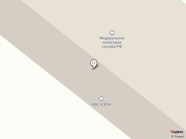 Межрайонная инспекция Федеральной налоговой службы России №4 по Тамбовской области на карте Тамбова