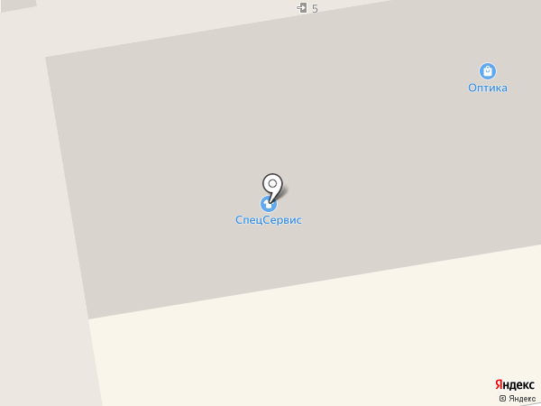 Белая Лилия на карте Тамбова