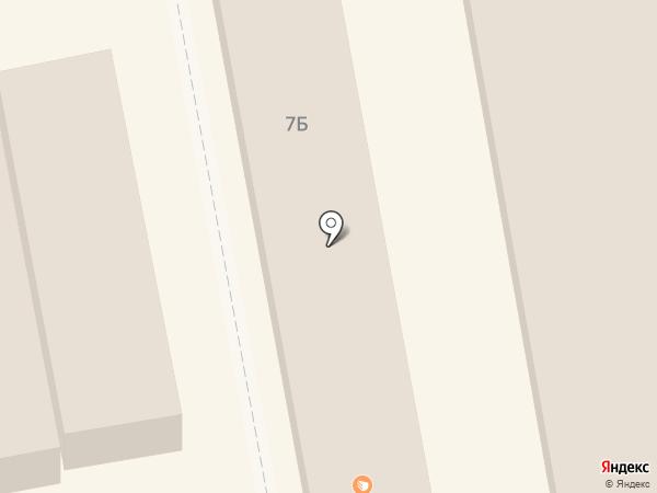 Магазин штор на карте Тамбова