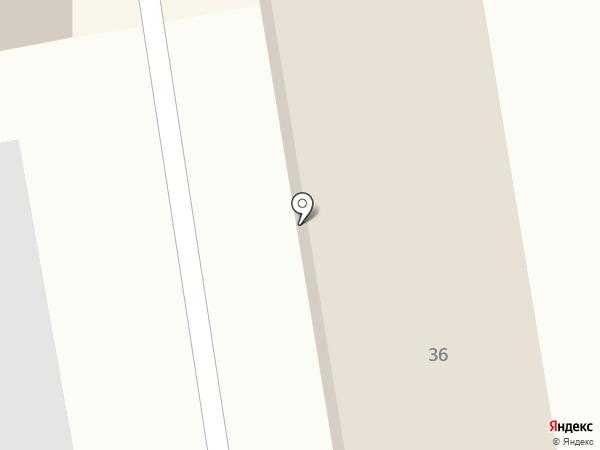 Сириус на карте Тамбова