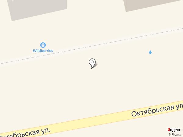 Магазин-склад на карте Тамбова