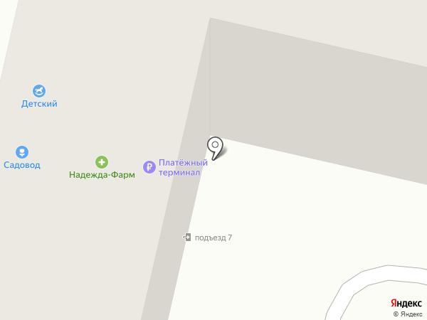 Вентпром на карте Строителя