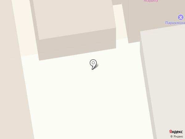 Око на карте Тамбова