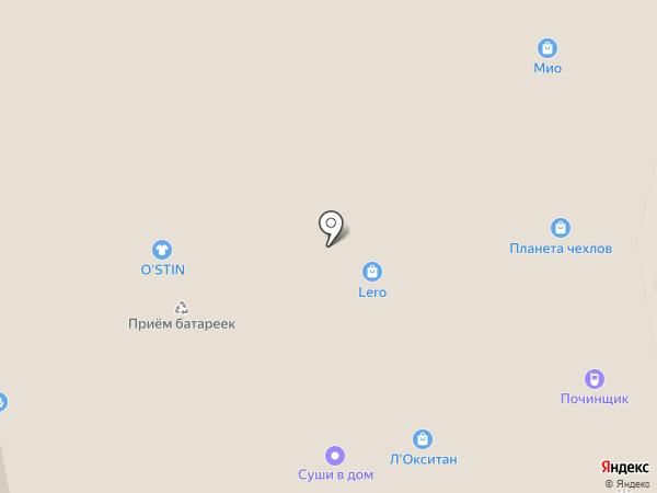 Tobequeen на карте Тамбова