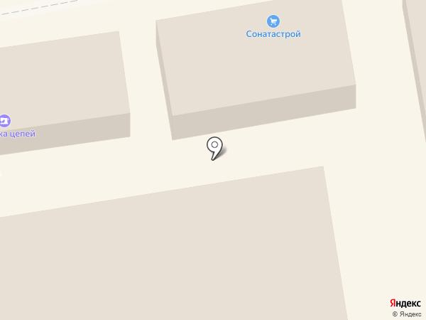 Магазин электротехнической продукции на карте Тамбова