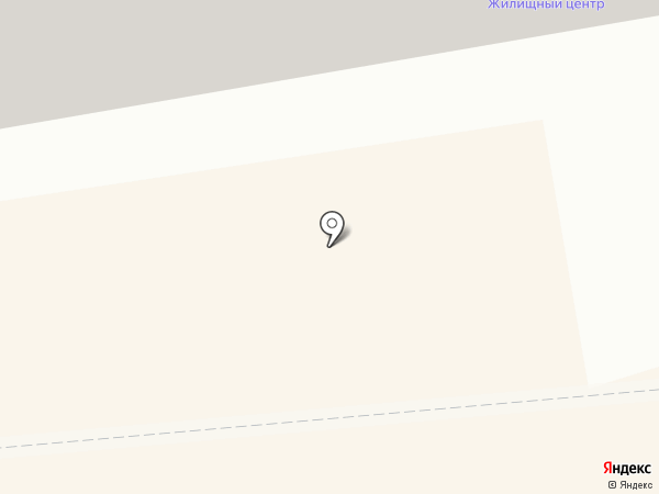 Тамбовский жилищный центр на карте Тамбова