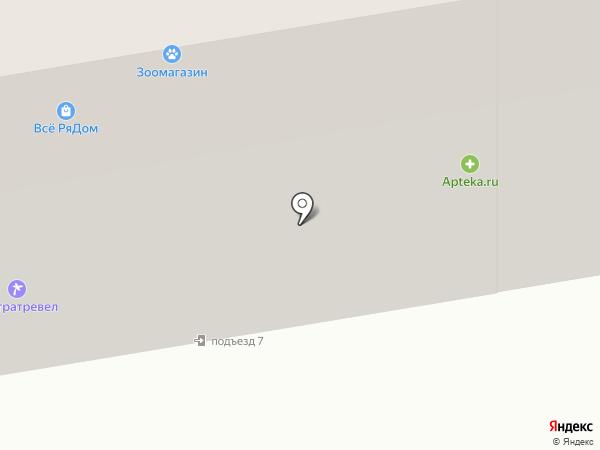 Строймашсервис-Тамбов плюс на карте Тамбова