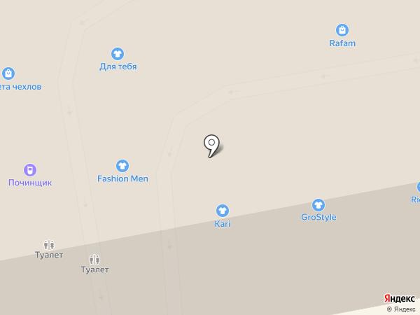 Планета чехлов на карте Тамбова