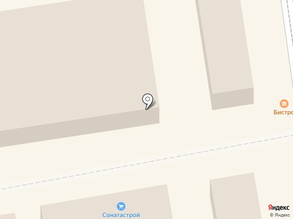 Магазин одежды и обуви на карте Тамбова