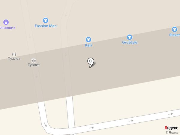 BERNIKKA на карте Тамбова