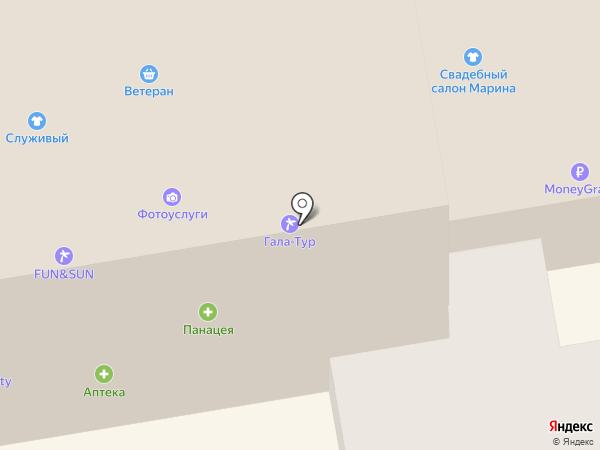 Фотосалон на карте Тамбова