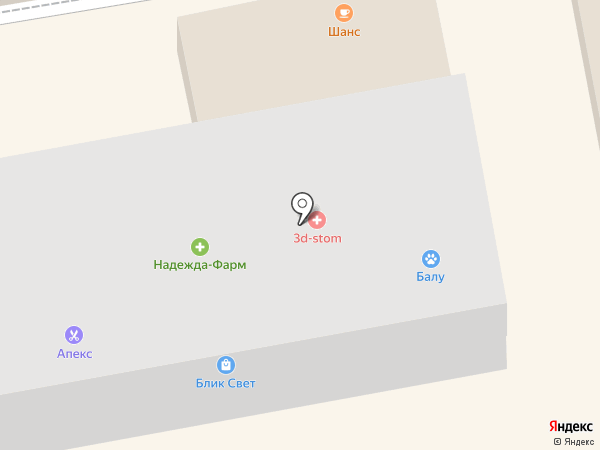 Магазин фильмов и дисков на карте Тамбова