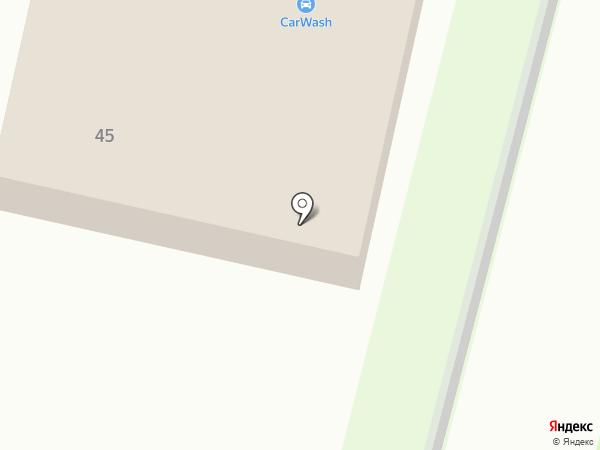 CARWASH на карте Строителя