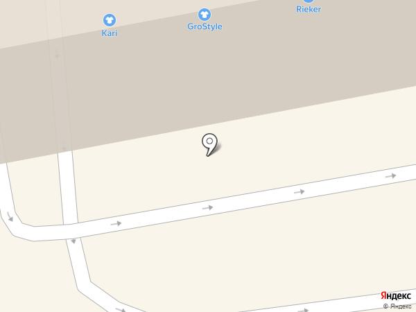 Валенсия на карте Тамбова