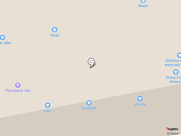 Кукурай на карте Тамбова