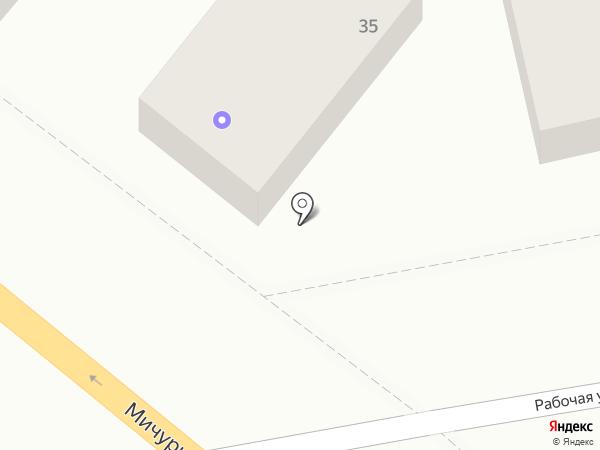 Инженерный центр на карте Тамбова