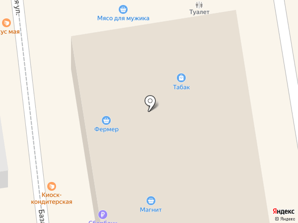 Отдых на море на карте Тамбова