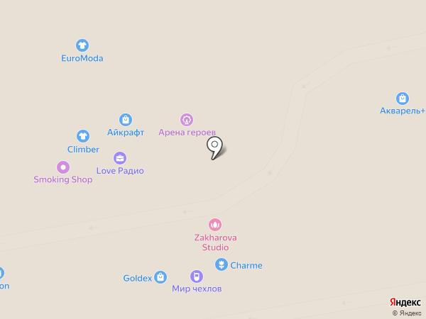 Oodji на карте Тамбова