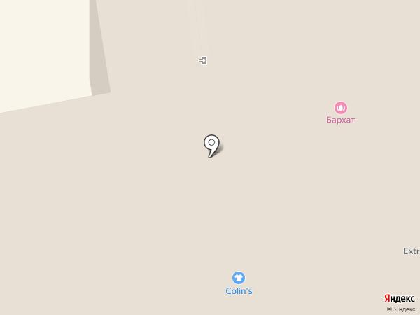 San Martino на карте Тамбова