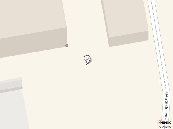Парк покупок на карте Тамбова