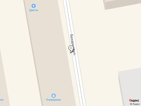 Магазин женской одежды на карте Тамбова