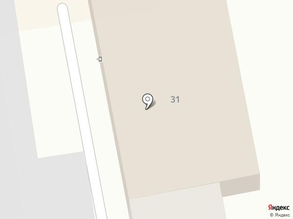Центр занятости населения №1, ГКУ на карте Тамбова