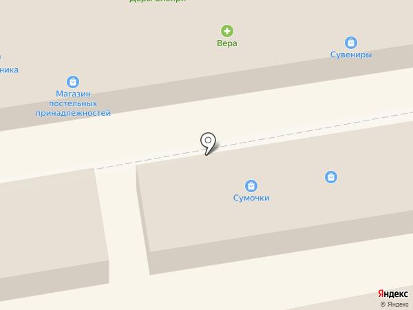 Магазин-салон спортивных товаров на карте Тамбова