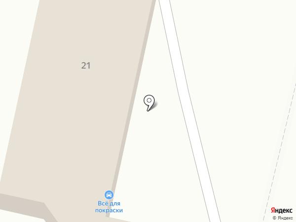 Европласт-Т на карте Строителя