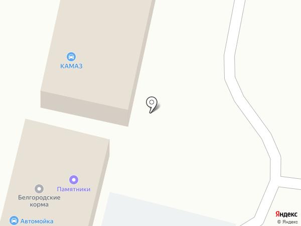 АвтоПланета на карте Строителя