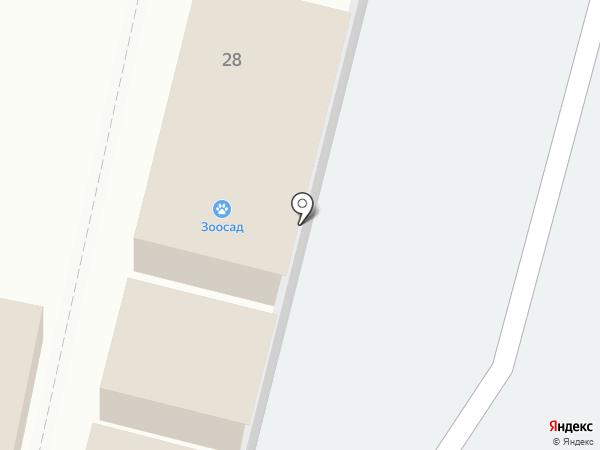 МПК на Ипподромной на карте Строителя