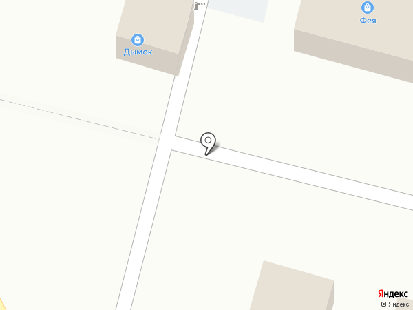Дымок на карте Строителя
