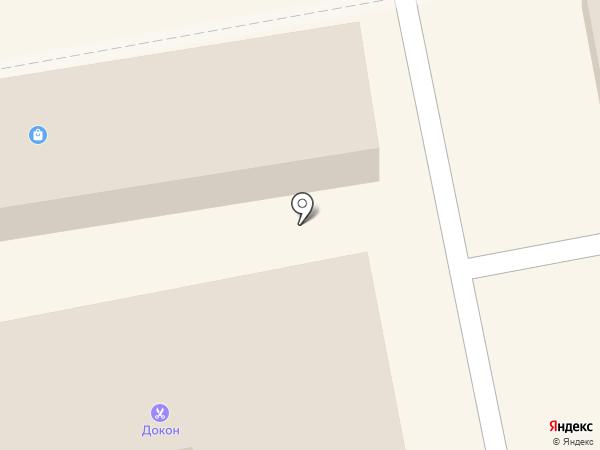 Магазин платков, шалей и шарфов на карте Тамбова