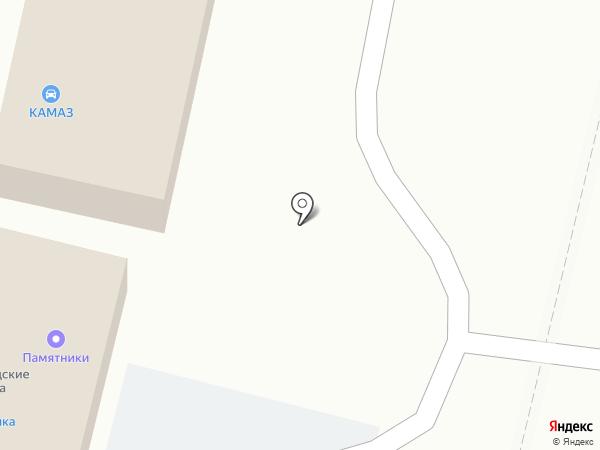 ТамСпецМех на карте Строителя