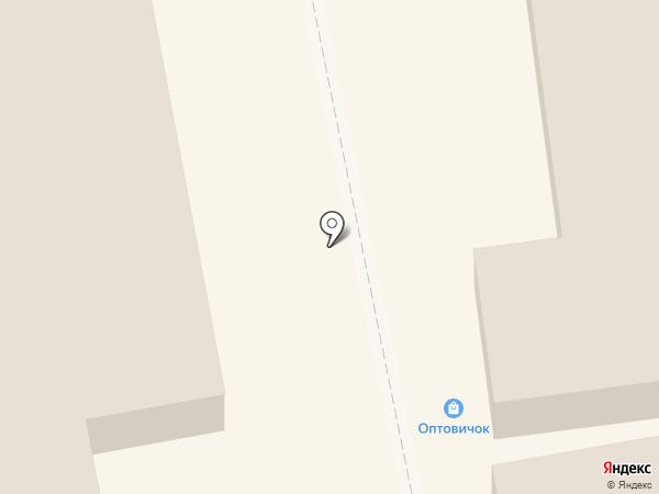 Алмаз+ на карте Тамбова