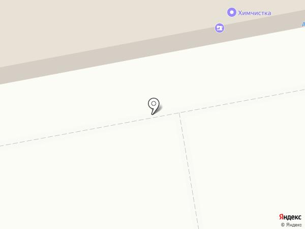 SV мебель на карте Тамбова