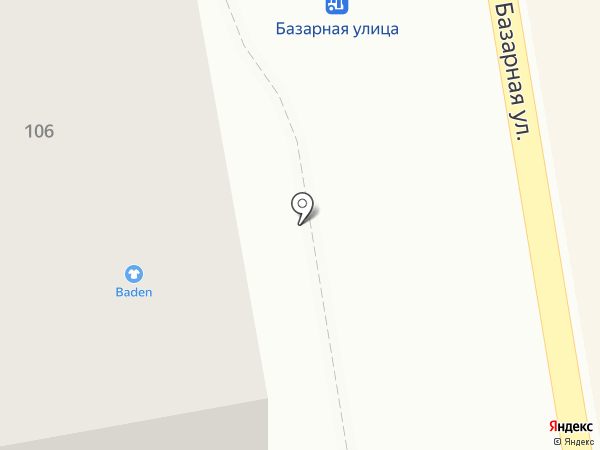 А-Мега на карте Тамбова