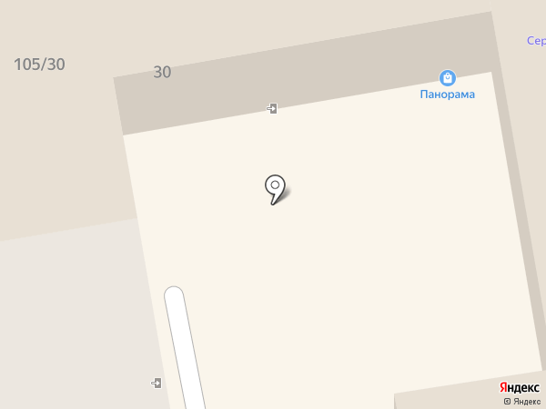 Мариэль на карте Тамбова