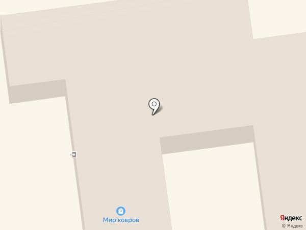 Домашний очаг на карте Тамбова