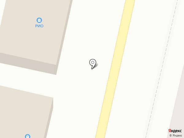 Рио на карте Строителя