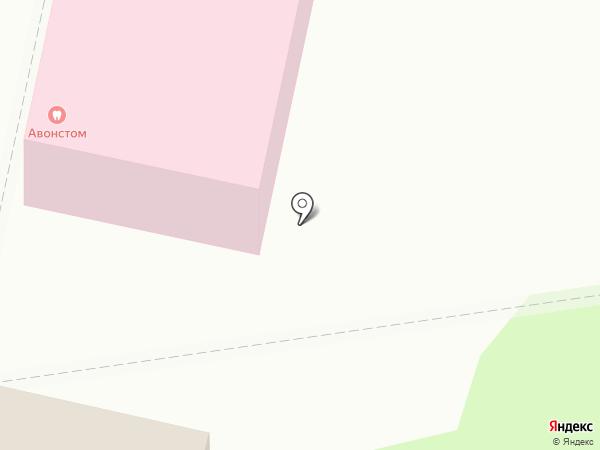 Авонстом на карте Строителя