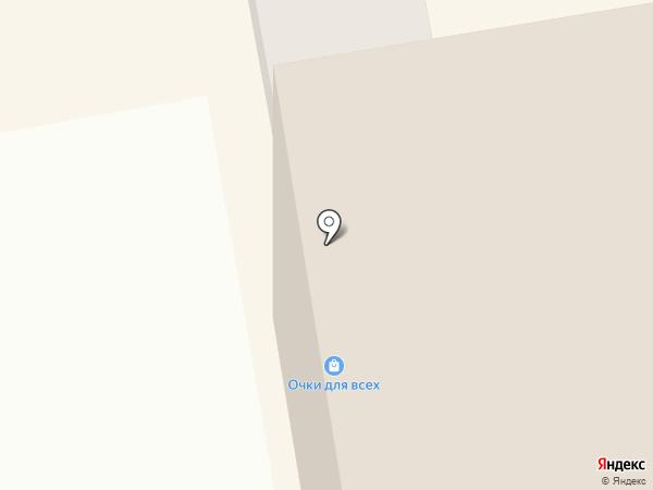 Калита на карте Тамбова