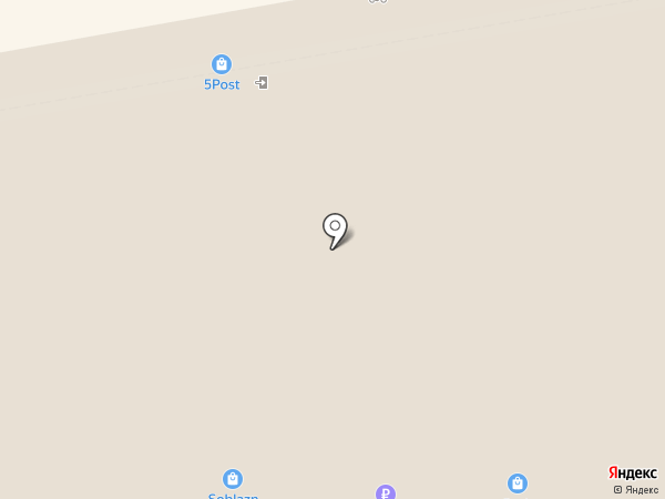 Банкомат, Альфа-банк на карте Тамбова