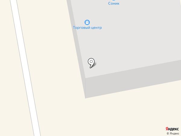 Юпитер на карте Тамбова