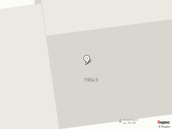 Изабель на карте Тамбова