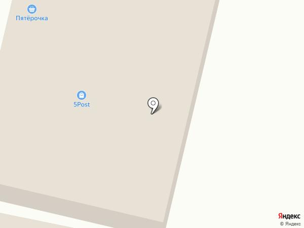 QIWI на карте Строителя